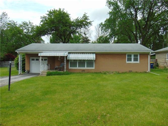 6608 E 11th Street Indianapolis, IN 46219 | MLS 21643127
