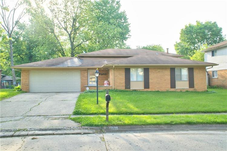 2715  Constellation Drive Indianapolis, IN 46229 | MLS 21643211