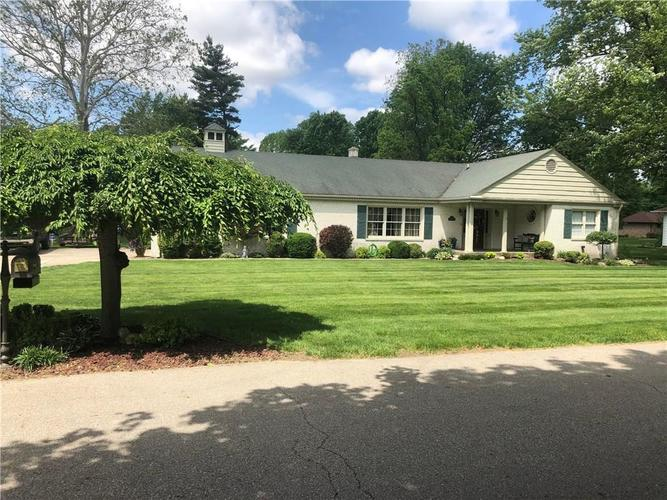 690 N OLD ORCHARD Road Shelbyville, IN 46176 | MLS 21643217