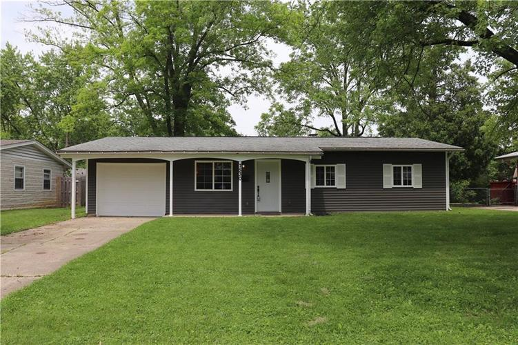 7530 E 51ST Street Indianapolis, IN 46226 | MLS 21643220 | photo 1