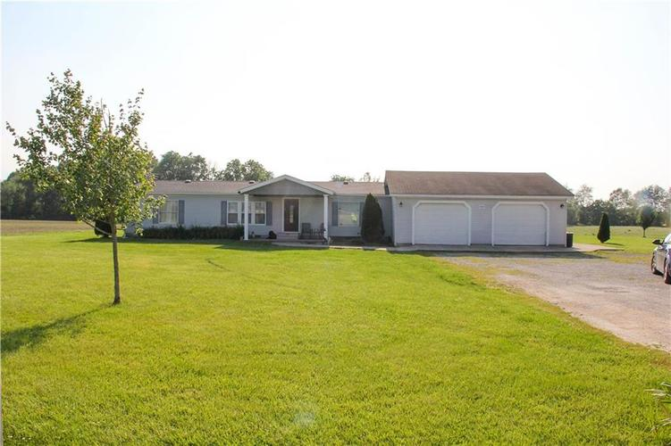 7302 S County Road 550  Crothersville, IN 47229 | MLS 21643272