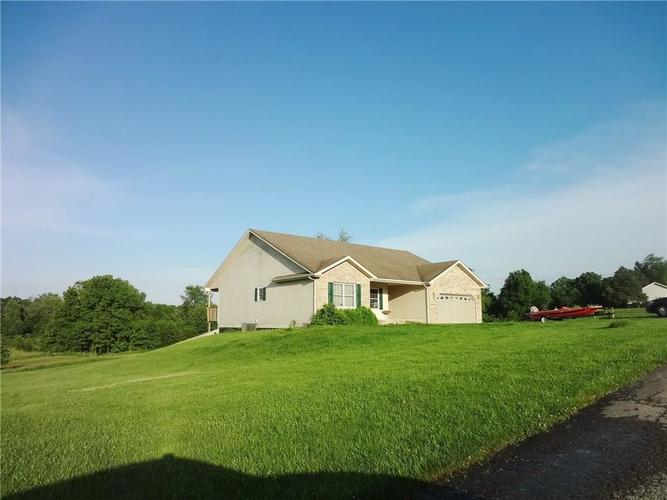 1720 E County Road 25 N  North Vernon, IN 47265 | MLS 21643309