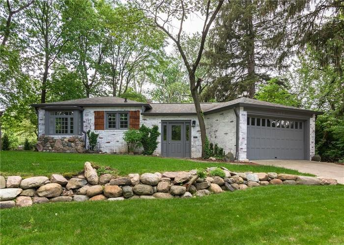 157 E 61st Street Indianapolis, IN 46220 | MLS 21643337