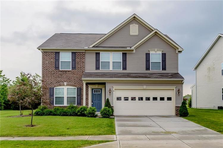 6797 Branches Drive Brownsburg, IN 46112   MLS 21643473   photo 1