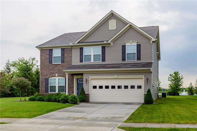 6797 Branches Drive Brownsburg, IN 46112 | MLS 21643473 | photo 2