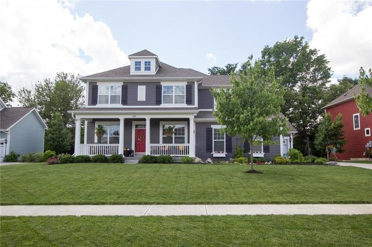 3600  OLD QUARRY DR  Zionsville, IN 46077 | MLS 21643591