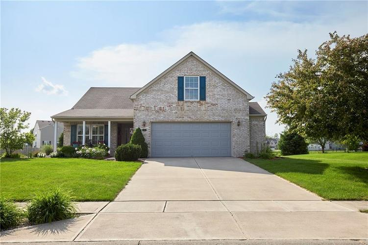 2160 Silver Rose Drive Avon, IN 46123 | MLS 21643634 | photo 1