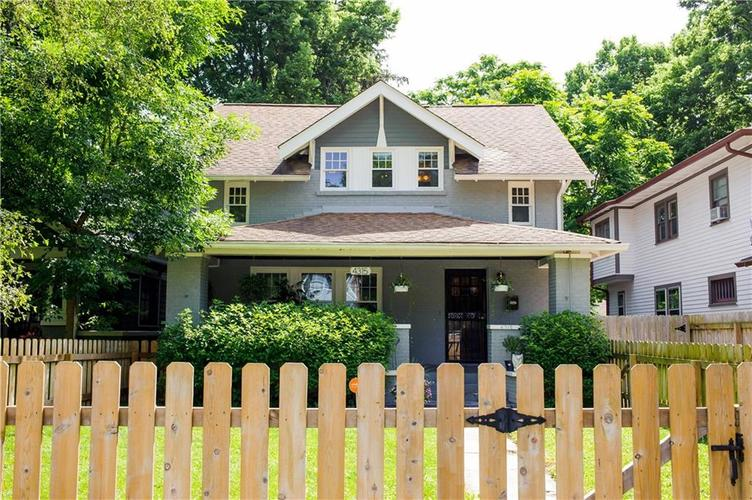 4315 N COLLEGE Avenue Indianapolis, IN 46205 | MLS 21643650 | photo 1