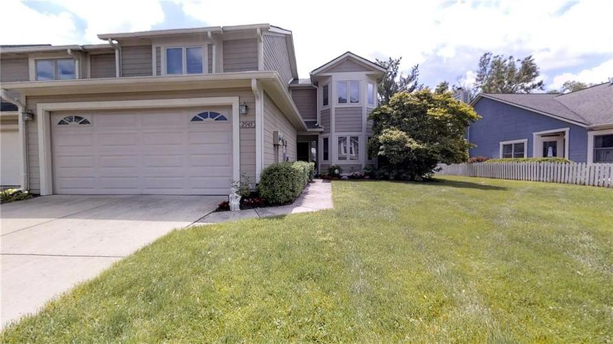 2945  River Bay Dr. N Drive Indianapolis, IN 46240 | MLS 21643677