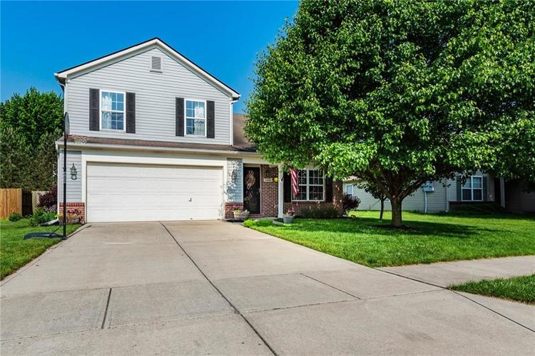 1328  Fall Ridge Drive Brownsburg, IN 46112 | MLS 21643739