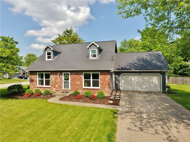 7509 Old Oakland Blvd. W Drive Indianapolis, IN 46236 | MLS 21643772 | photo 1