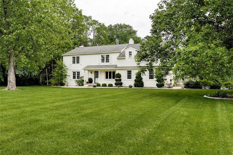 7501  Spring Mill Road Indianapolis, IN 46260 | MLS 21643785