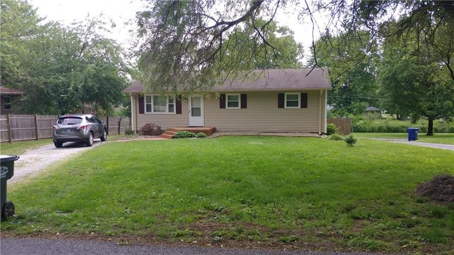 4613  OLD SMITH VALLEY Road Greenwood, IN 46143   MLS 21643791