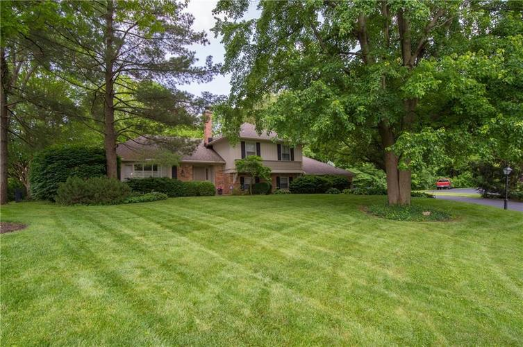 7563  SILVERPINE Court Indianapolis, IN 46250 | MLS 21643801