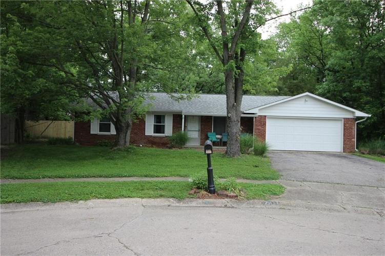 2811  Astro Drive Indianapolis, IN 46229 | MLS 21643803