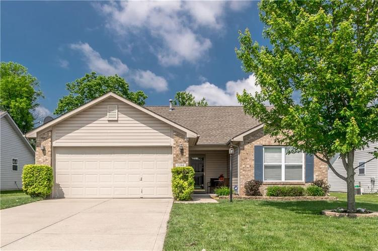 5344 Wood Hollow Drive Indianapolis, IN 46239 | MLS 21643834 | photo 1