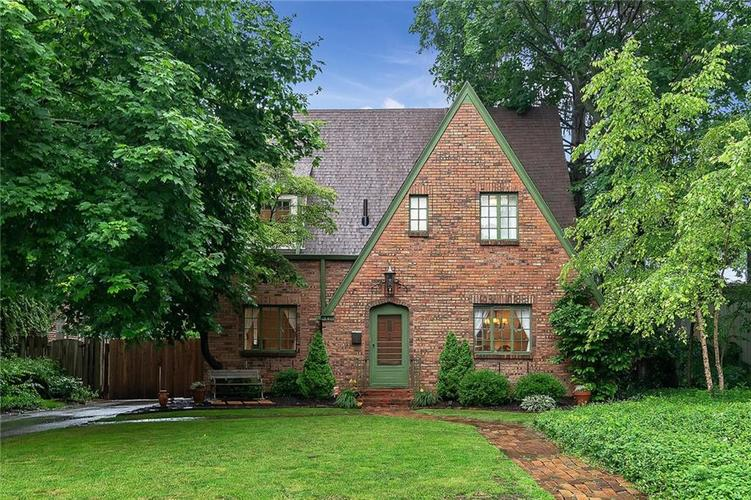 340 E 60th Street Indianapolis, IN 46220 | MLS 21643856