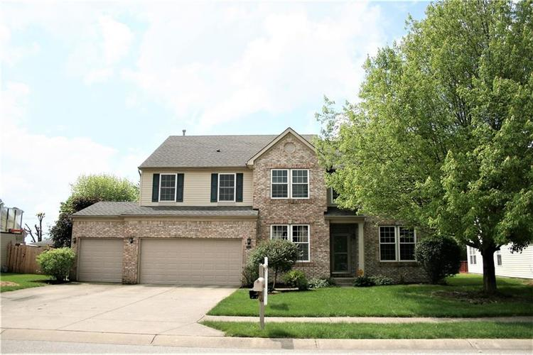 4011  Towhees Drive Indianapolis, IN 46237 | MLS 21643925