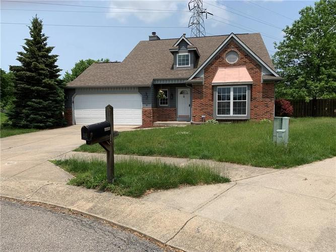 1223 GREEN RIVER Court Indianapolis, IN 46229   MLS 21643945   photo 3