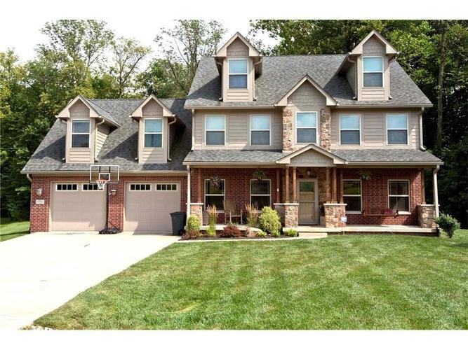 6801 E Rolling Valley Court Mooresville, IN 46158 | MLS 21643964