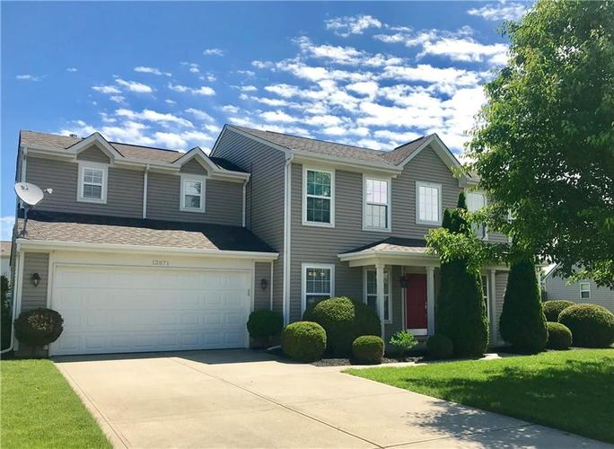 12871  End Zone Drive Fishers, IN 46037   MLS 21644037