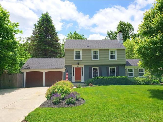 21 W 58TH Street Indianapolis, IN 46208 | MLS 21644059