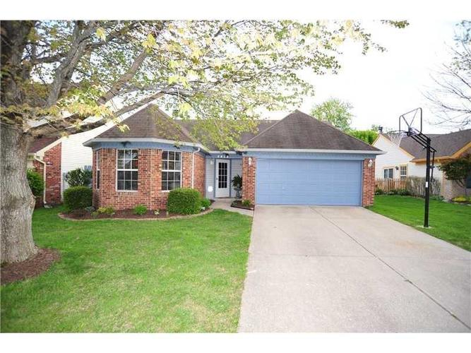 7013  Ringtail Court Indianapolis, IN 46254   MLS 21644113