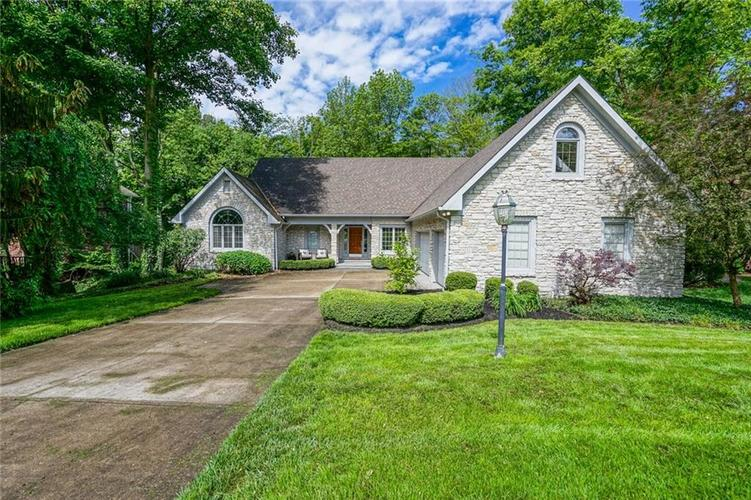 9032  Anchorage Drive Indianapolis, IN 46236 | MLS 21644173