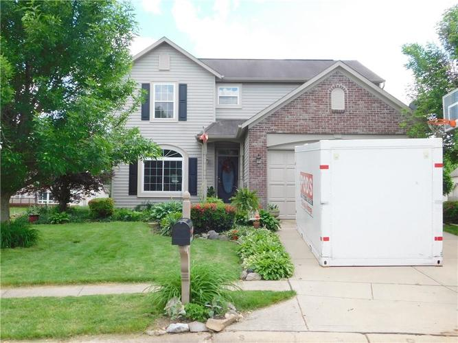 14360  Riverrock Court Carmel, IN 46033 | MLS 21644196