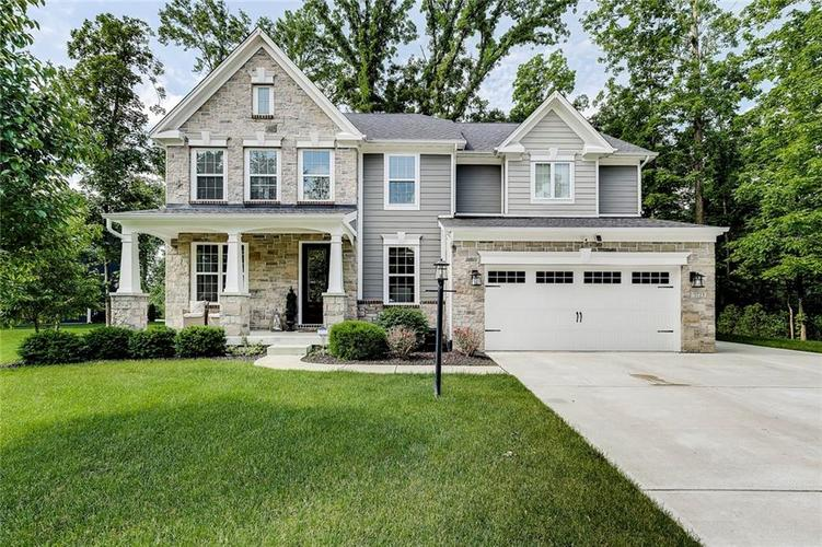 5723 Peaking Fox Drive Indianapolis, IN 46237 | MLS 21644311 | photo 1