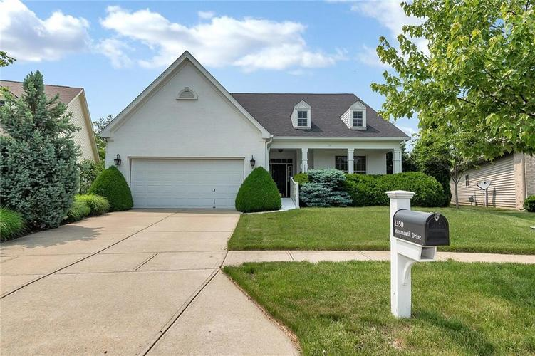 1350  Monmouth Drive Westfield, IN 46074 | MLS 21644329
