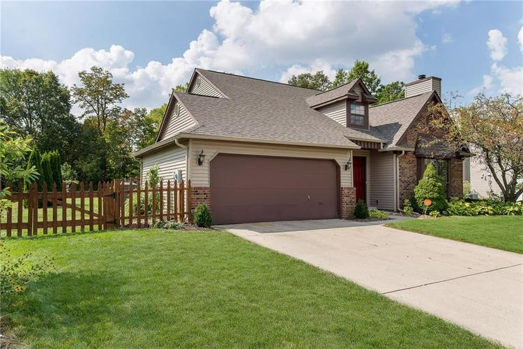 7428  Camberwood Drive Indianapolis, IN 46268 | MLS 21644352