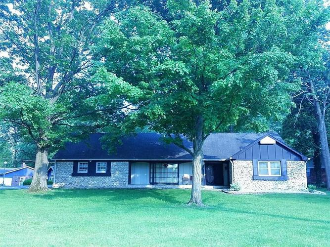 6201 S Carroll Road Indianapolis, IN 46259 | MLS 21644354