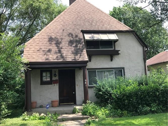 941  Chester Avenue Indianapolis, IN 46201   MLS 21644387