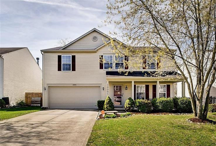 10093 Boysenberry Drive Fishers, IN 46038 | MLS 21644437 | photo 1