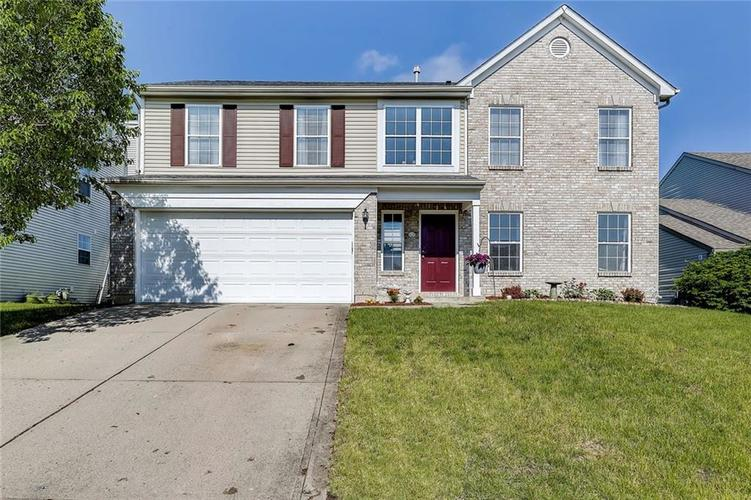 7238  Feather Run Circle Indianapolis, IN 46237 | MLS 21644472