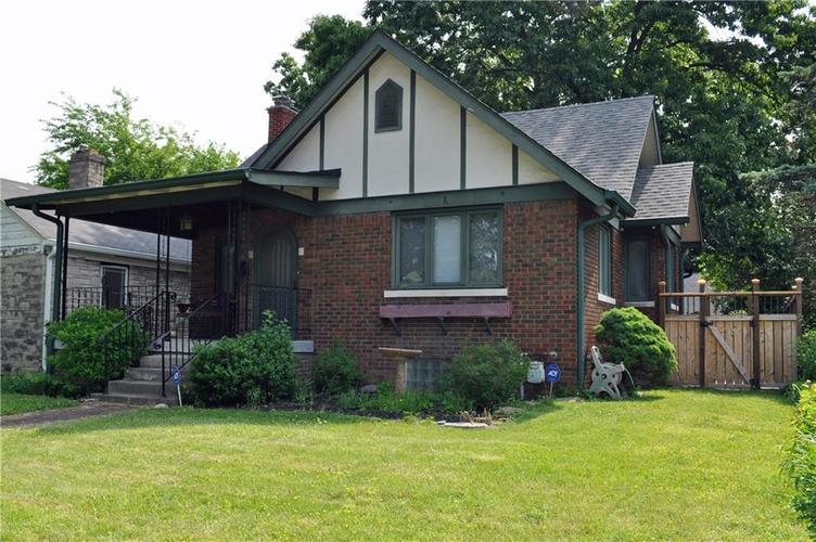 6043 Kingsley Drive Indianapolis, IN 46220 | MLS 21644498 | photo 1