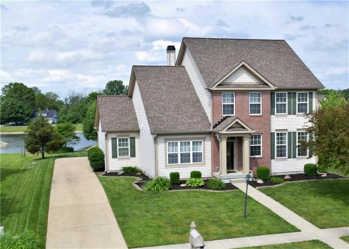 5266  Hickory Lake Drive Indianapolis, IN 46235 | MLS 21644525