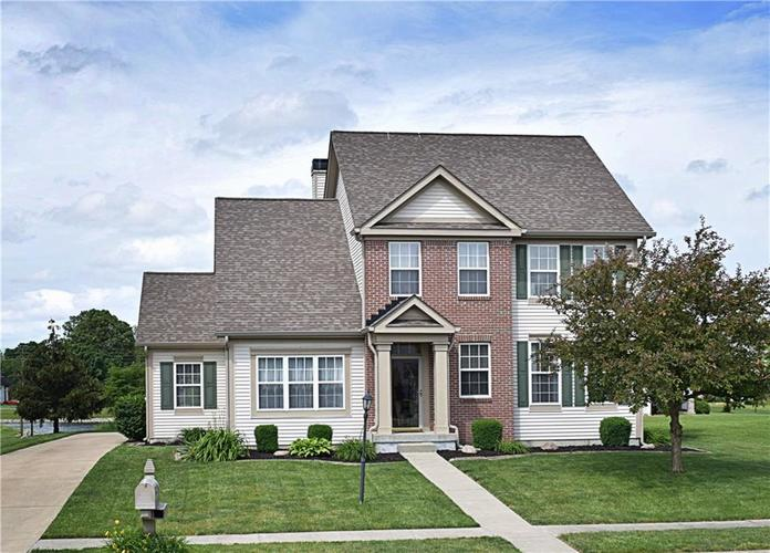 5266 Hickory Lake Drive Indianapolis, IN 46235 | MLS 21644525 | photo 2