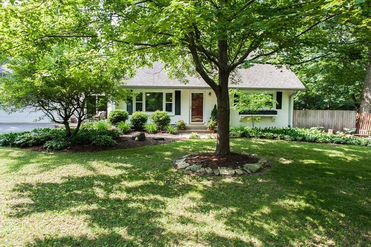 3821 E 61ST Street Indianapolis, IN 46220 | MLS 21644536