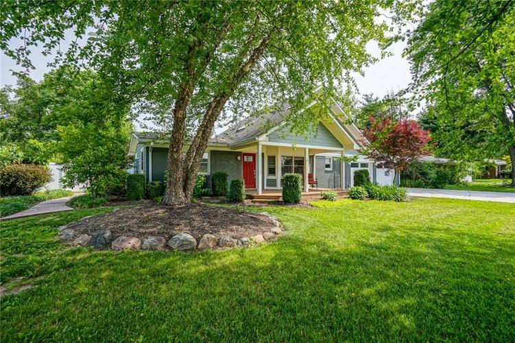 4664 W OLIVE BRANCH Road Greenwood, IN 46143 | MLS 21644582