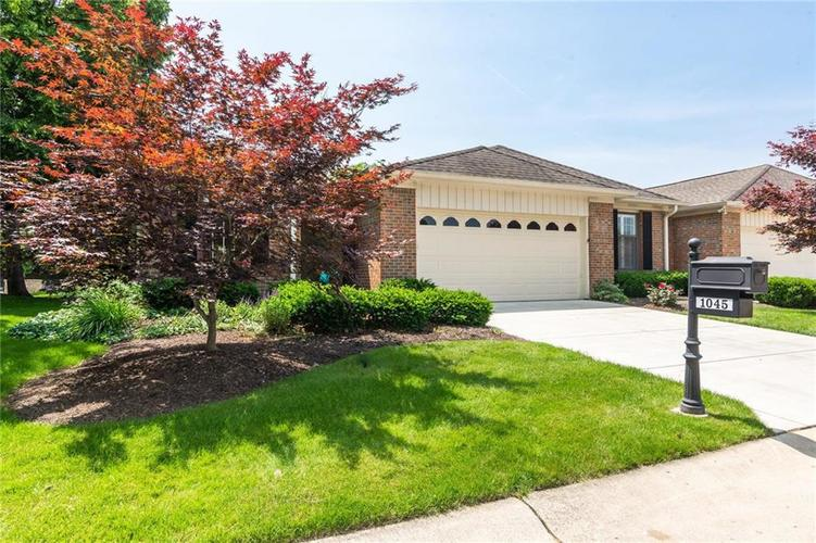 1045  Millwood Court Indianapolis, IN 46260 | MLS 21644603