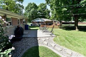 326 W Mcgregor Road Indianapolis, IN 46217 | MLS 21644622 | photo 2