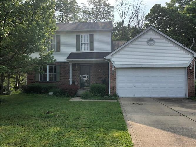 5949 Richmond Lane Indianapolis, IN 46254 | MLS 21644648 | photo 1