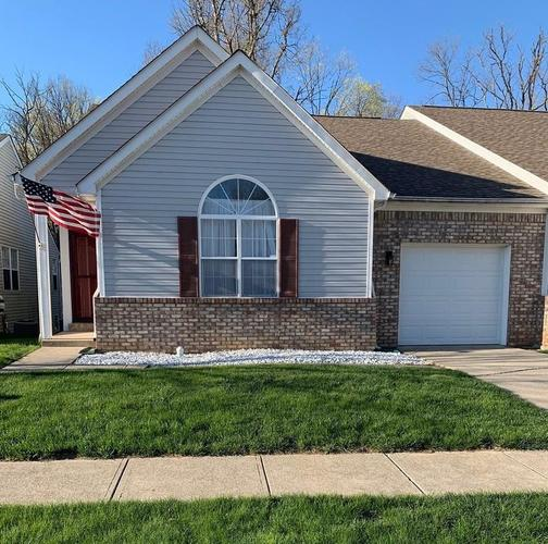 5258  SPRING CREEK Drive Indianapolis, IN 46254 | MLS 21644670