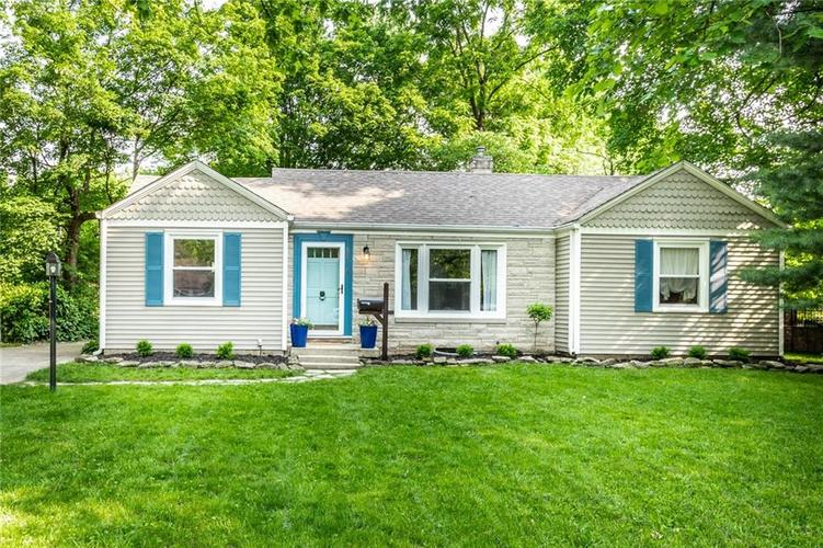 2216 DURHAM Drive Indianapolis, IN 46220 | MLS 21644711 | photo 1