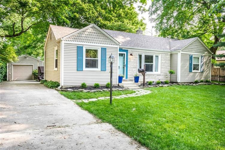 2216 DURHAM Drive Indianapolis, IN 46220 | MLS 21644711 | photo 2