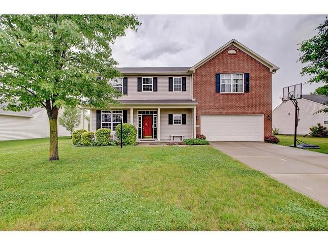 5874 W Falling Waters Drive McCordsville, IN 46055 | MLS 21644752