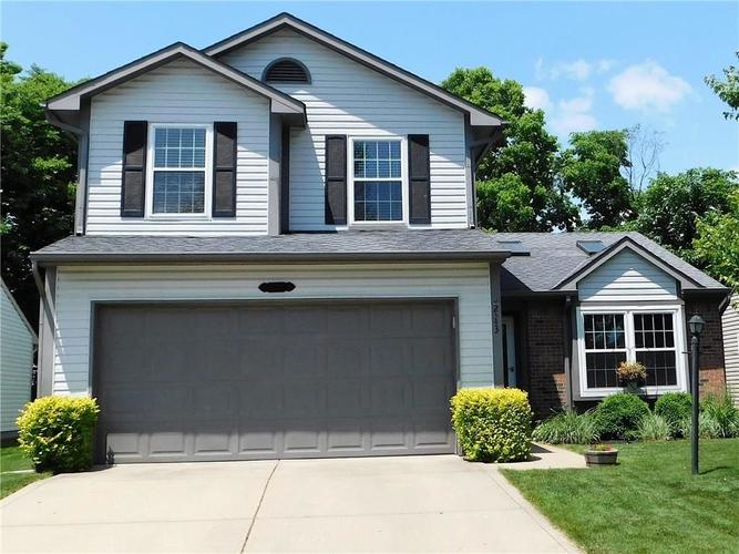 2343  Rolling Oak Drive Indianapolis, IN 46214   MLS 21644802