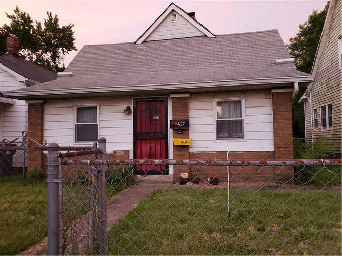 407 N Gray Street Indianapolis, IN 46201 | MLS 21644804 | photo 1